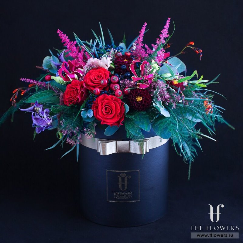 Экзотические цветы купить #15