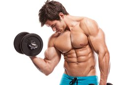 Men Dumbbells Muscle White background 514962 1280x853